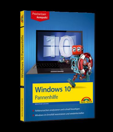 Windows 10 Pannenhilfe - 2. Auflage