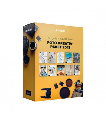 Das große FRANZIS & SERIF Foto-Kreativpaket 2018