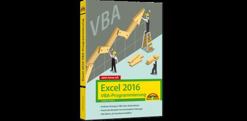 Excel 2016 VBA-Programmierung