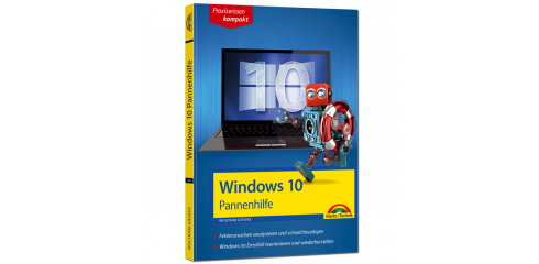 Windows 10 Pannenhilfe - 2. Auflage