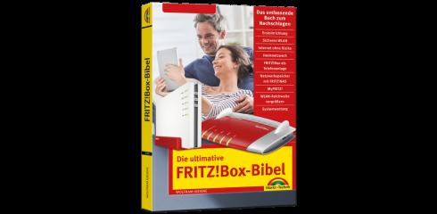 Die ultimative FRITZ!Box-Bibel - Das Praxisbuch