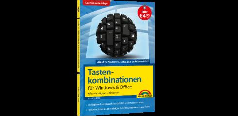 Tastenkombinationen für Windows & Office - aktualisierte Auflage