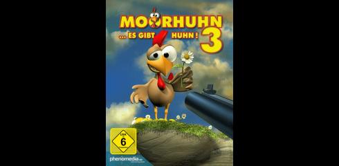 Moorhuhn 3 - Es gibt Huhn!