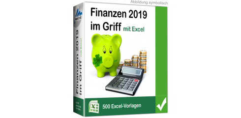 Finanzen 2019 im Griff mit Excel