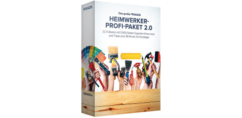 Das grosse Heimwerker Profi-Paket 2020