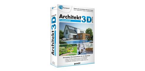 Architekt 3D X9