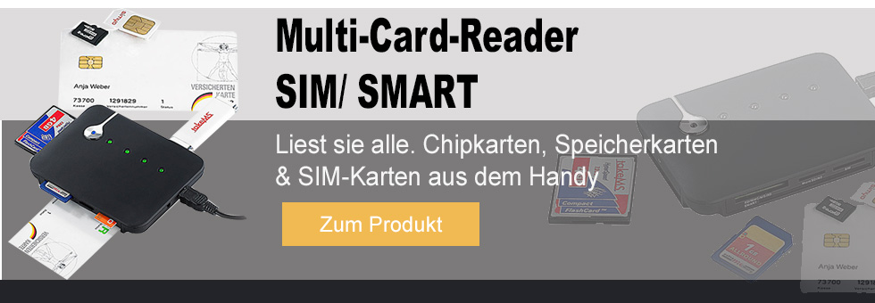 Multi-Card-Reader